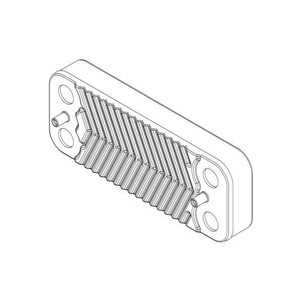 Уплотнения теплообменника Sondex SW26 Дербент